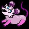 Pink Opossum