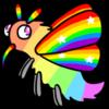 Vibrant Hummingbird Hawk Moth