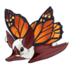 Monarch Flutterbat