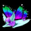 Vibrant FlutterBat