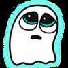 Pleading Emoji Ghost