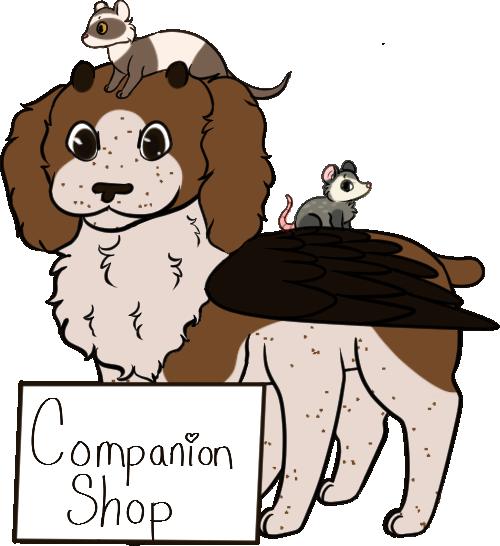 Companion Shop